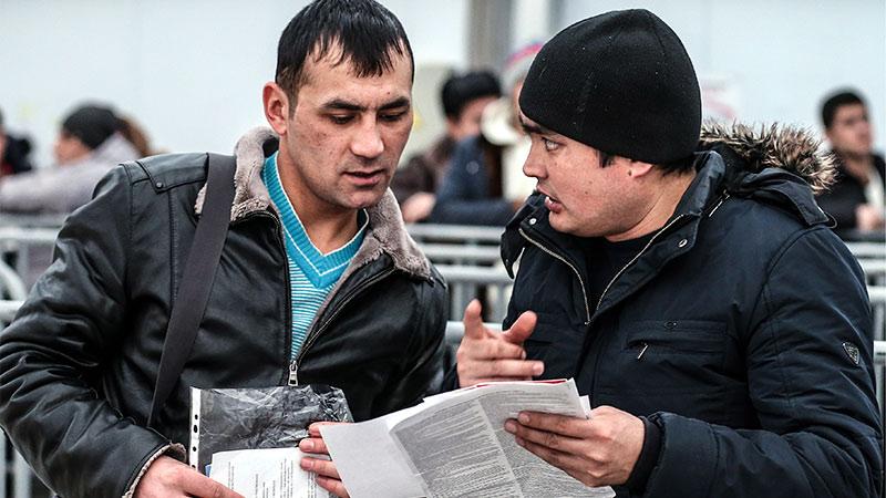 Постановка на миграционный учет таджткистан год