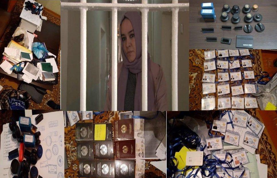 ЗАДЕРЖАНА АФЕРИСТКА. Жительница Душанбе подозревается в мошенничестве на сумму более 2 миллиона долларов