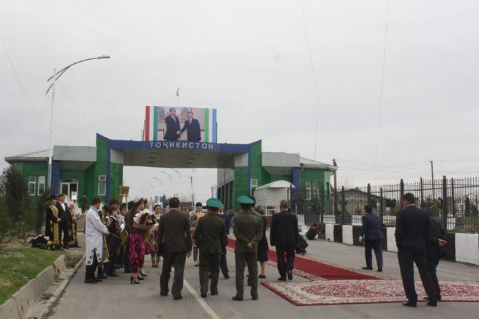 Открыли границу с таджикистаном в какой стране находится г дубай
